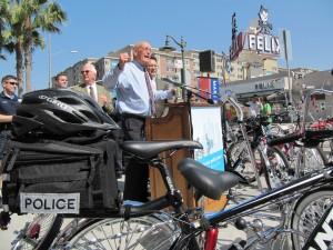 LA Celebrates Bike Week 2012